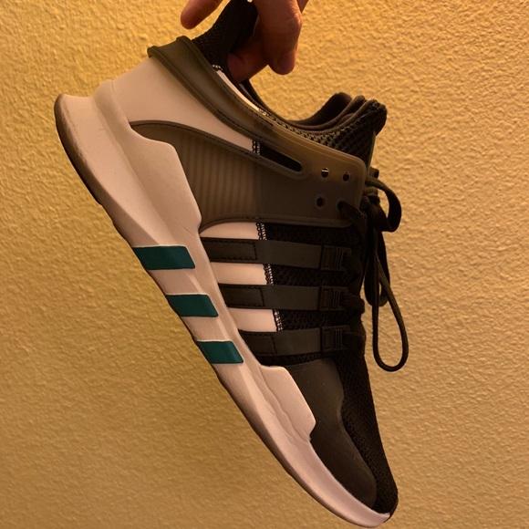 adidas Other - Adidas Men EQT Black/Green